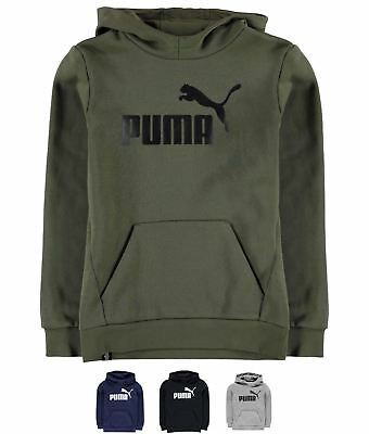 SPORT Puma No1 OTH Hoody Junior Boys Olive