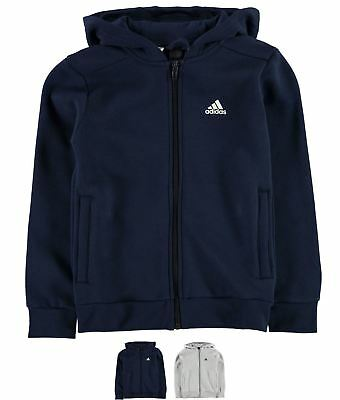 OCCASIONE adidas Essential Hoody Junior Boys Navy