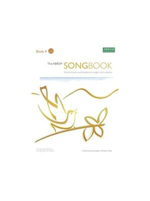 The ABRSM Songbook Book 4 Learn to Play EXAM Lesson Tutor Instruction MUSIC BOOK