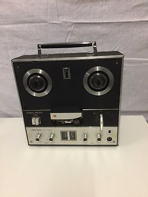 National Four Track Reel To Reel