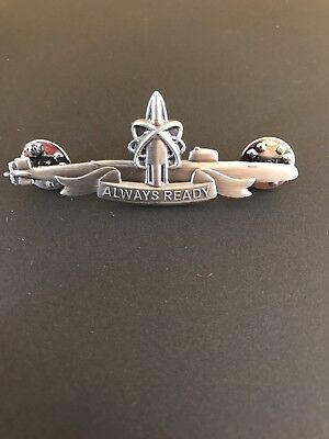 Submarine Deterrent Patrol Pin