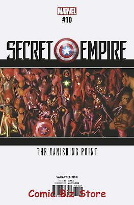 Secret Empire #10 (Of 10) (2017) 1St Printing Ross Generations Variant Cover