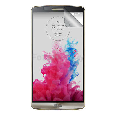NEW HOT! LCD Ultra Clear HD Screen Shield Protector for Android Phone LG G3