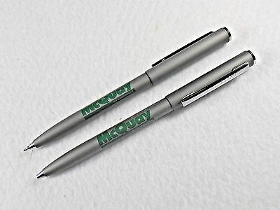 Pen and Pencil Set by Autopoint  McQuay Air Conditioning