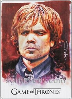 Game of Thrones Valyrian Steel Trading Card Box