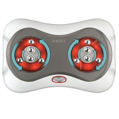 HoMedics Shiatsu Foot Massager with Heat Deep Kneading Massage, Heavenly!
