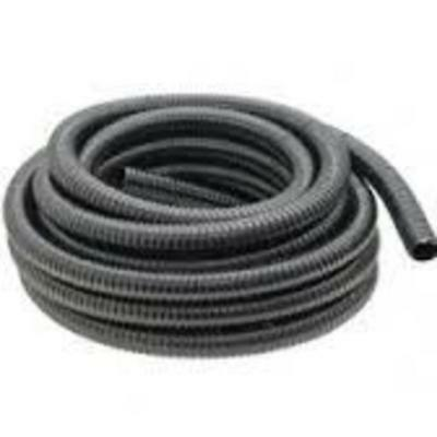 10m Fluted Waste Sullage Hose Smooth Bore 25mm New Caravan