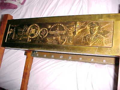 WWII PILOT -  Capt McMILLEN - DIED  LUZON  - MEMORIAL  - BOOKCASE -  MILITARY