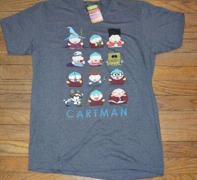 South Park Cartman Officially Licensed Comedy Central T-Shirt Adult tee