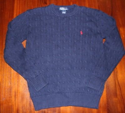 Polo By Ralph Lauren Boys Sweater  Size L