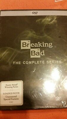 Brand-New-Breaking Bad: The-Complete-Series(DVD-2014-21-Disc-Set) new