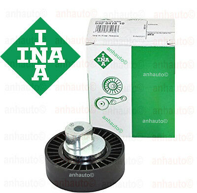 OEM INA Water Pump / Alternator Belt Deflection Pulley BMW E36 E39 E49 X5 3.
