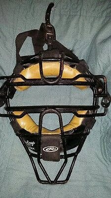 Rawlings PWMX  Adult Catchers Or Umpires Mask
