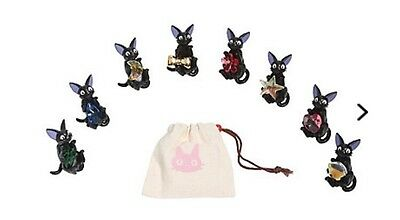 Kiki's Delivery Service Jiji One Blind Bag Statue With Ornament Pouch Hot Topic