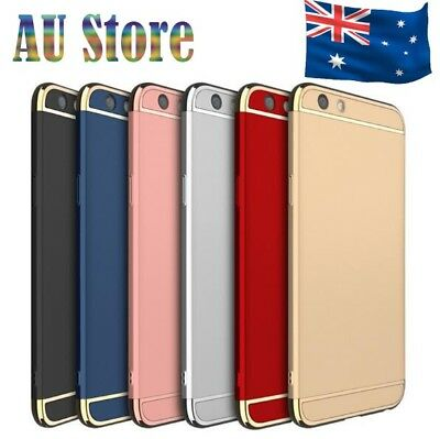 For Oppo F1S / A59 Case Cover Skin Electroplating Back Rear Fashion Luxury