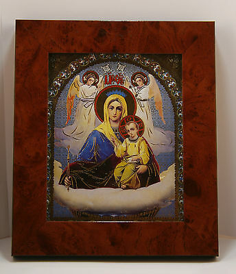 The Live-Bearing Spring, Icon of the Mother of God Icon