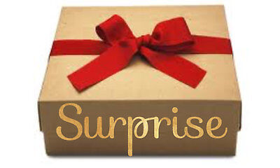 SURPRISE TOY BOX, LUCKY DIP, Brand New Items Retail Value $12.95