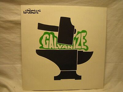 The Chemical Brothers ‎– Galvanize   14