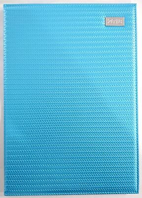 2018 Diary Fancy Cover A4 Week To Page Women's Diary Week To An Opening A4-Blue