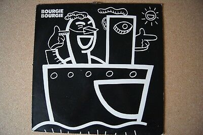 "BOURGIE BOURGIE Breaking Point / Apres Ski 12"" Vinyl EP Single JCV900"