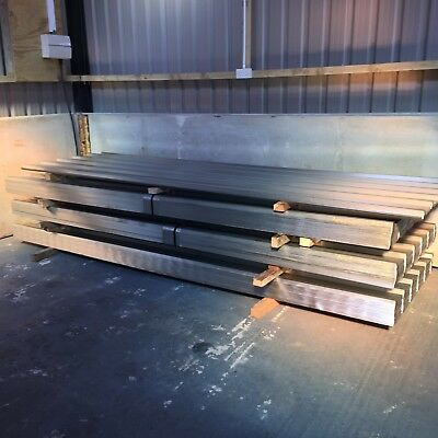 Brand New 12ft Galvanised Box Profile Roofing Sheets