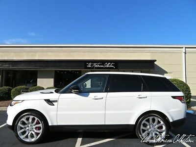 2015 Land Rover Range Rover Sport Supercharged CLEAN CARFAX CERTIFIED. 5.0L SUPERCHARGED 510 HORSEPOWER