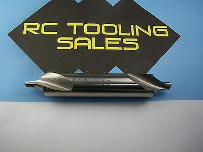 #15 60° Combined Drill and Countersink Bright Finish 2-3/4 OAL NEW Morse 1 pc