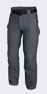 HELIKON UTP URBAN TACTICAL PANTS PolyCotton Ripstop Shadow Grey SP-UTL-PR-35.