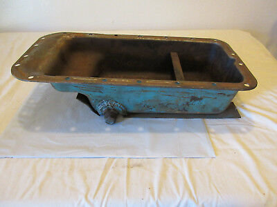 Ford GPW Jeep Slatgrill Willys MB L134 Motor Early Style Oil Pan