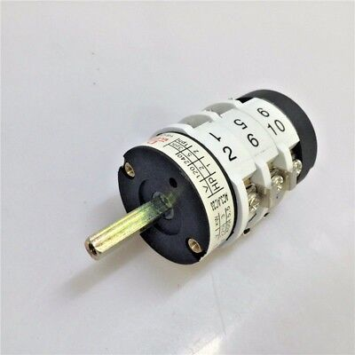 Tyre machine parts, reversing switch, universal 16A reverse switch 220V/380V