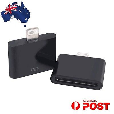 iPhone Adapter 30 Pin to Lightning 8 Pin Adapter for iPhone 5, 6, 7, 8 iPad,