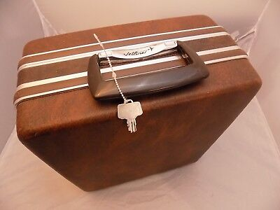 Jetliner Portable Travel Bar Case