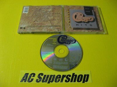 Chicago greatest hits 1982 -1989 - CD Compact Disc