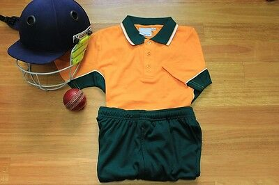 Sport Polo Dark Yellow/Green Shirt size 10 to 24 (400 items)