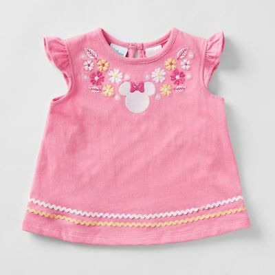 NEW Disney Baby Minnie Mouse T-Shirt