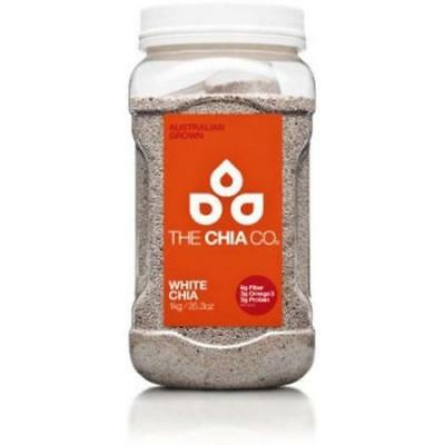 The Chia Co. Australian Chia Seeds White 1Kg