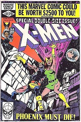 Uncanny X-Men#137 Fn 1980 Death Of Phoenix  Marvel  Bronze Age Comics
