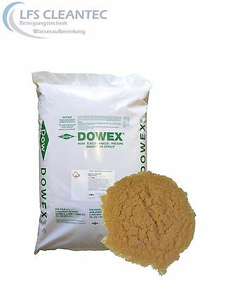 Mixed Bed Resin Dowex MB 50 Fully Desalinated VE Water 10 Litre