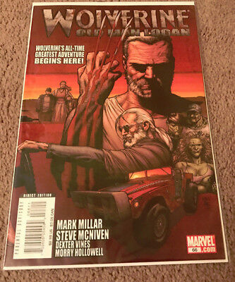 Wolverine 66 67 68 66-68 VF/NM - Old Man Logan Starter Kit
