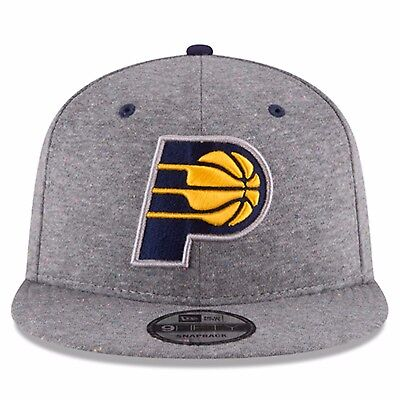 Adults O/S Indiana Pacers New Era PG13 Sports Lifestyle 9FIFTY Snapback Cap H122