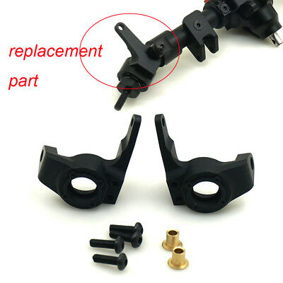 Alloy Front Steering Knuckles For Front Axle AXIAL SCX10 II AX90046 RC Crawler
