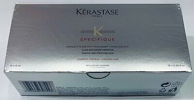 Treatment Anticaida Antichute Force R 10 X 6ML Kerastase