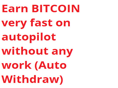 Earn ANY COINS very fast on autopilot without any work