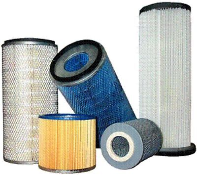 Dust Filters and Dust Collectors, dust spares, dust bits