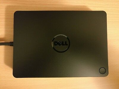 Genuine Dell Dock WD15 /w 180W PA USB-Type C 4K Laptop Docking Station 9VHJ7