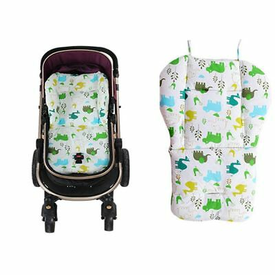 Universal Cotton Seat Cushion Cart Liner Stroller Pad Baby Pushchair Mat
