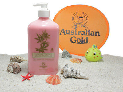 46,54€/1L Australian Gold - Hemp Nation Watermelon Lemonade - after Sun - 535ml