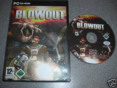 BLOWOUT PC Cd Rom  BLOW OUT - FAST DISPATCH