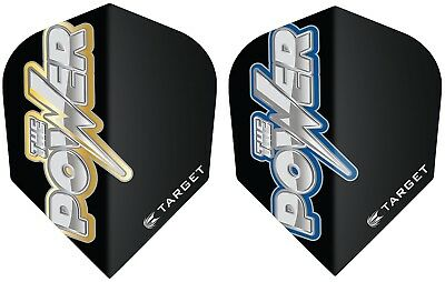 Target Pro 100 Phil 'The Power' Taylor Standard Shape Dart Flights