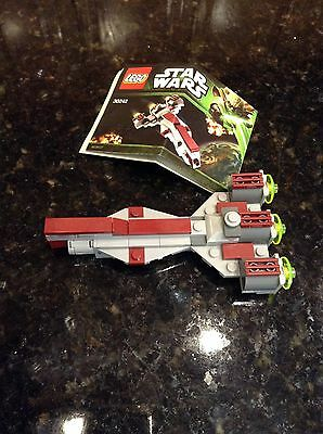 lego star wars republic frigate instructions